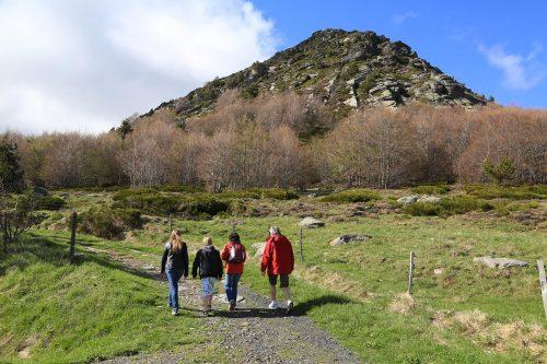 Séjour sport et détente sur la montagne ardéchoise | VTT à assistance électrique, randonnée, Spa